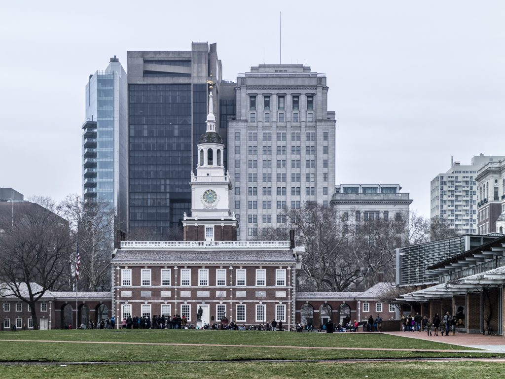 UN WEEK-END A PHILADELPHIA – INDEPENDENCE NATIONAL HISTORICAL PARK