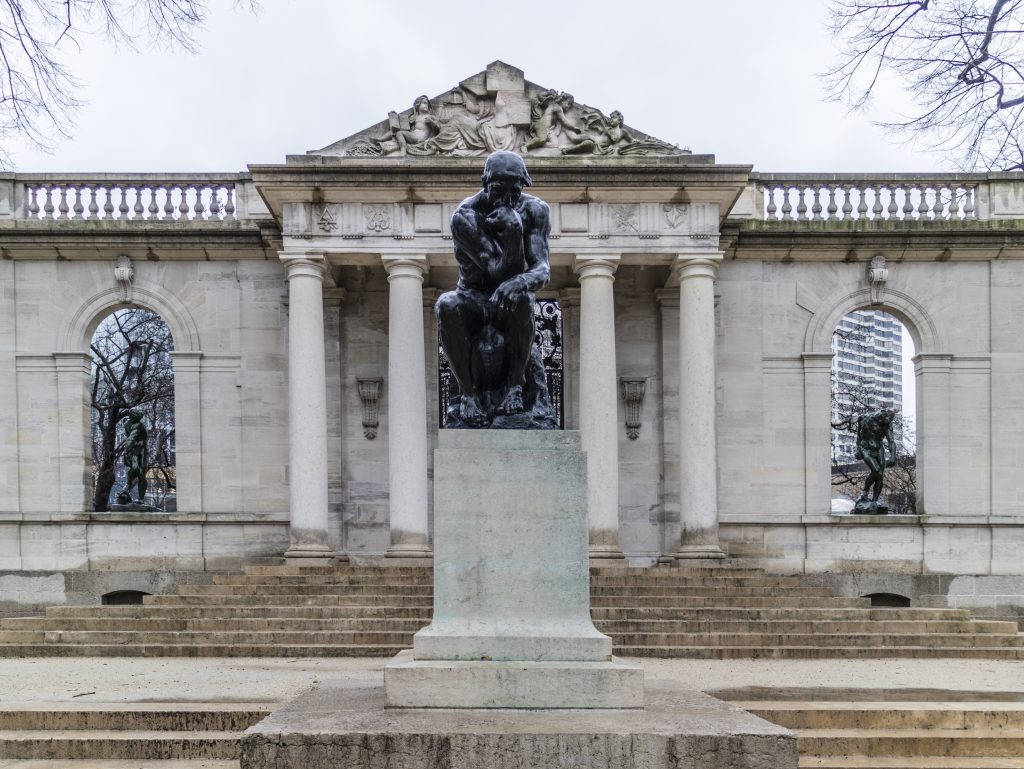 UN WEEK-END A PHILADELPHIA – MUSEO RODIN