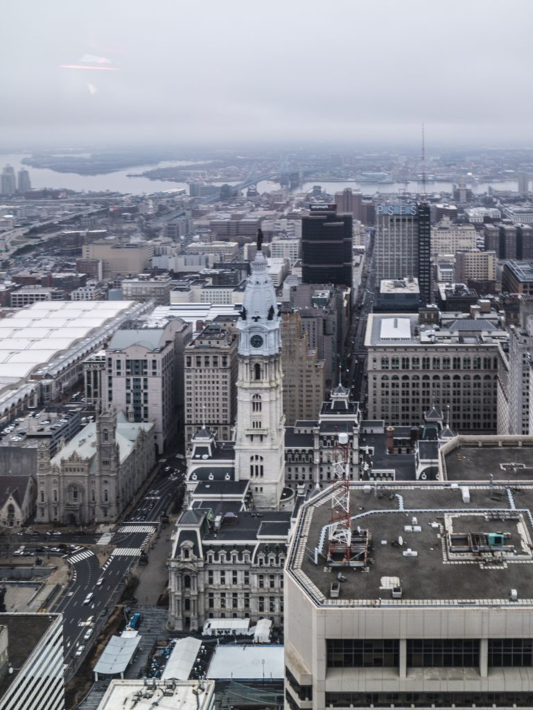 UN WEEK-END A PHILADELPHIA – ONE LIBERTY OBSERVATION DECK