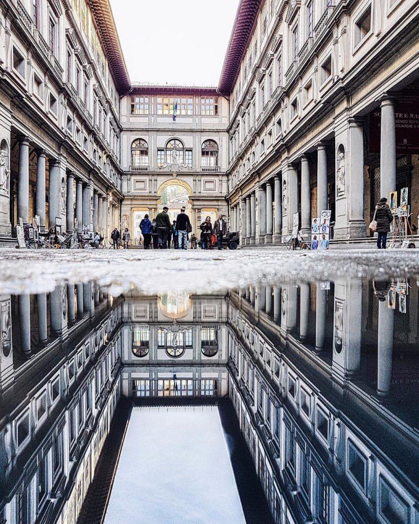 48 ore a Firenze -Visita agli Uffizi