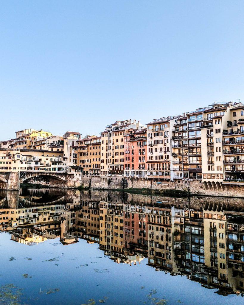 48 ore a Firenze- passeggiare per Firenze