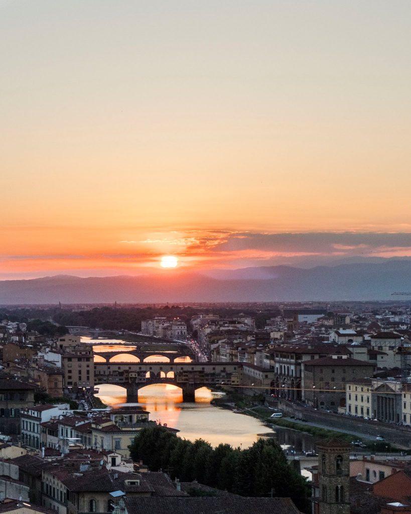 48 ore a Firenze - Piazzale Michelangelo