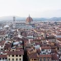 48 ore a Firenze -Palazzo Vecchio vista dalla torre di Arnolfo