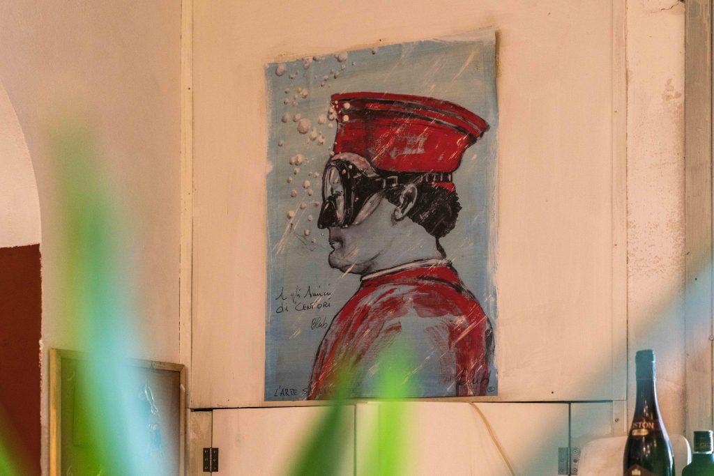 OLTRARNO – L'ARTE SA NUOTARE DI BLUB