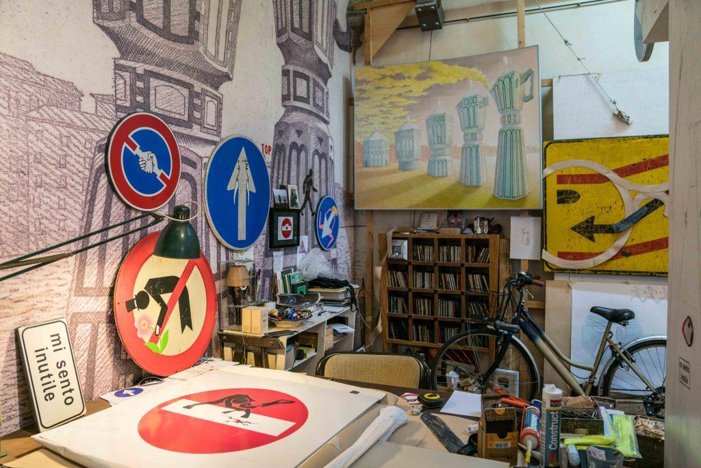 OLTRARNO – LO STUDIO DI CLET
