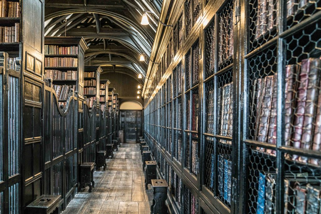 MANCHESTER – CHETHAM LIBRARY