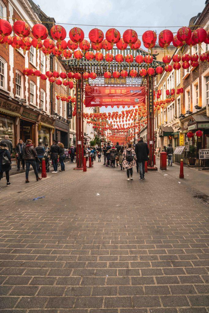 LONDRA – CHINATOWN EXPERIENCE