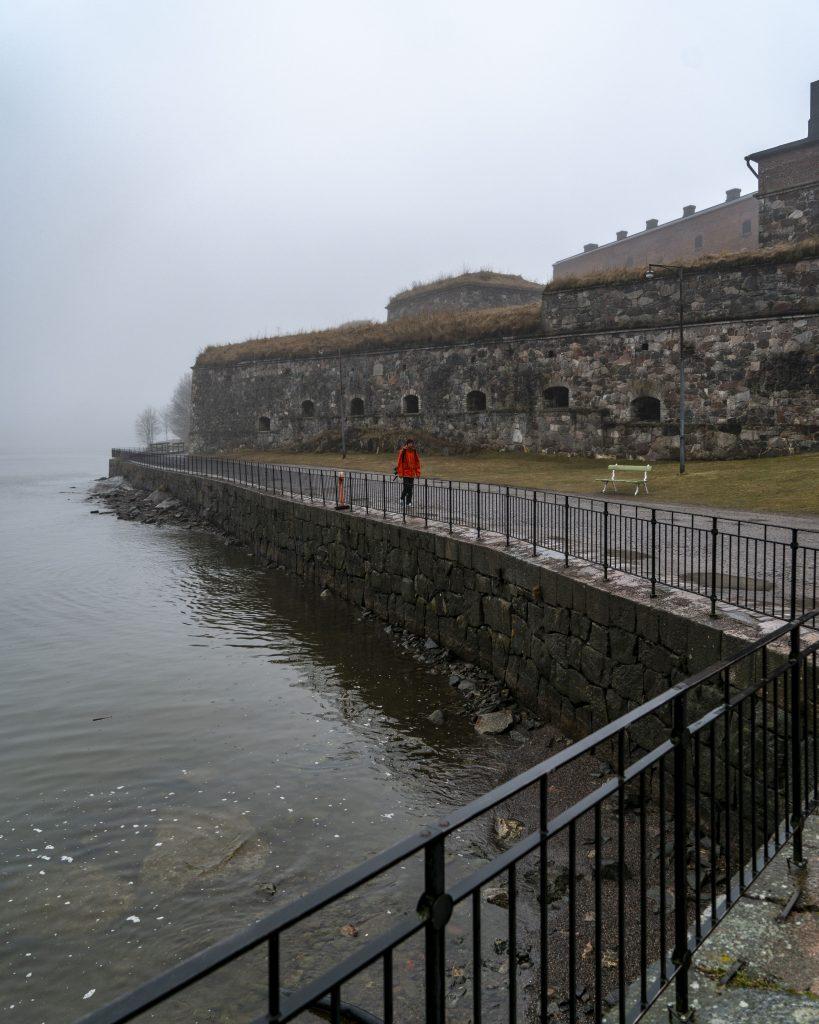 SUOMENLINNA – L'ISOLA AL LARGO DI HELSINKI