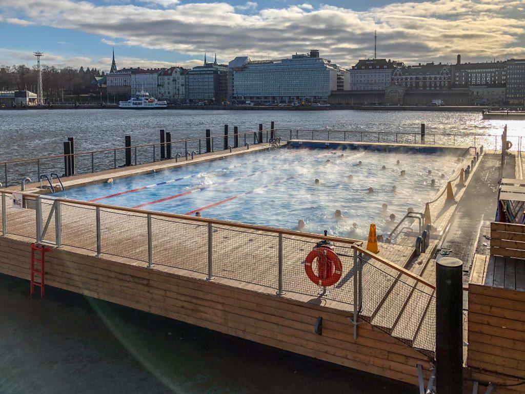 Yrjönkatu Swimming Hall HELSINKI – LE SAUNE CHE HO PROVATO