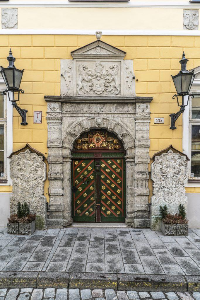 TALLINN – LA CITTÀ VECCHIA