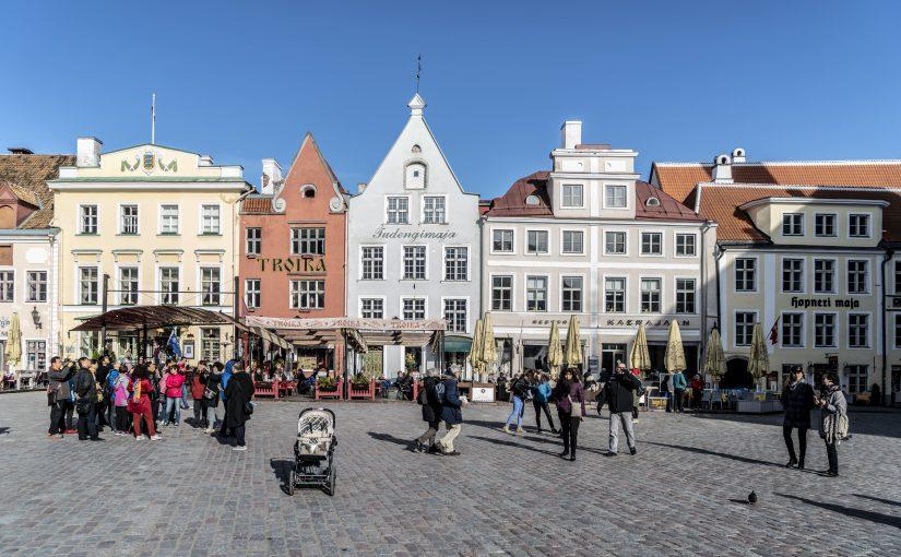 Tallinn – visitare la capitale più piccola d'Europa in un giorno