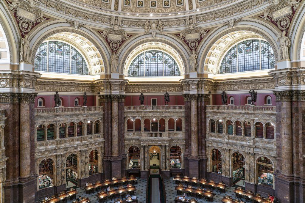 WASHINGTON DC – LIBRARY OF CONGRESS