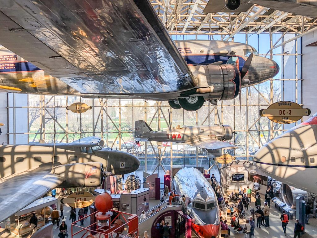 SMITHSONIAN – NATIONAL AIR AND SPACE MUSEUM