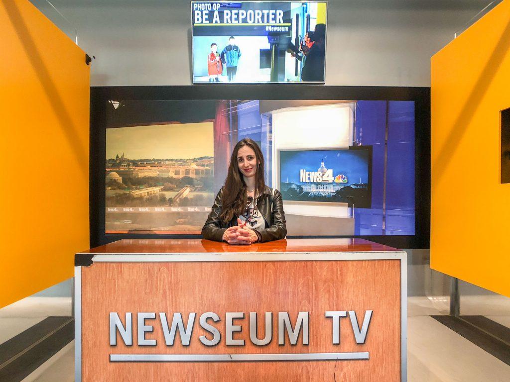 SMITHSONIAN – NEWSEUM