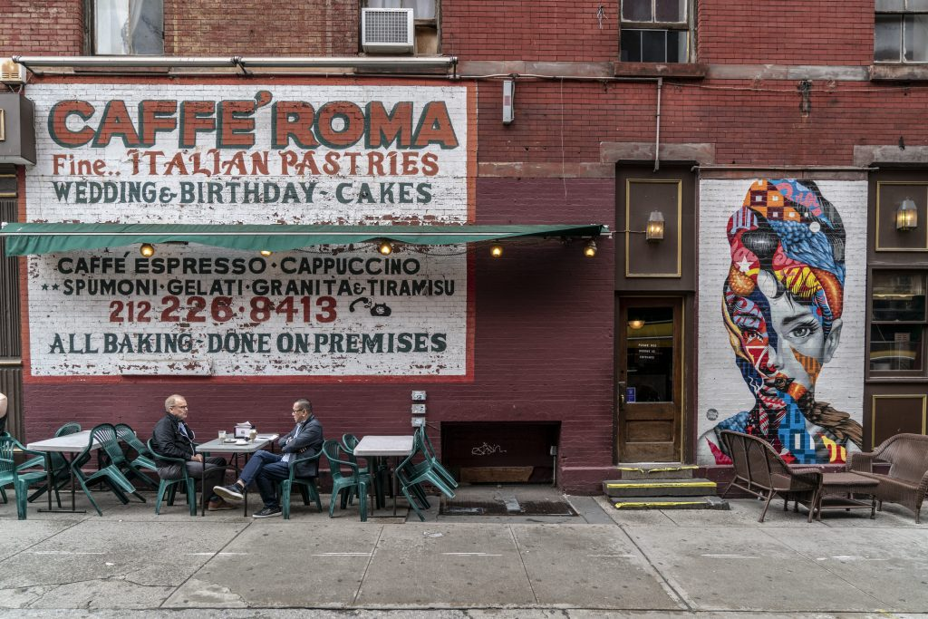 NEW YORK – LITTLE ITALY E CHINA TOWN