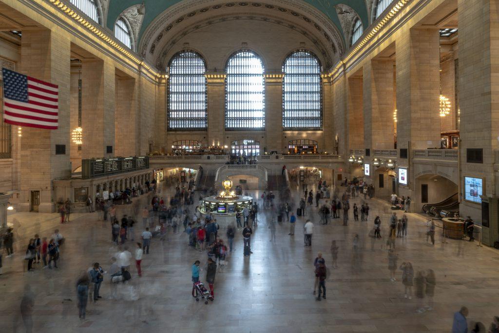 NEW YORK – LA GRANDE STAZIONE CENTRALE