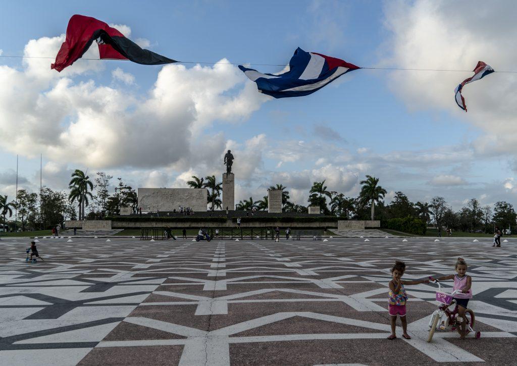 CUBA, CAYO DE VILLA CLARA – MAUSOLEUM DEL CHE GUEVARA