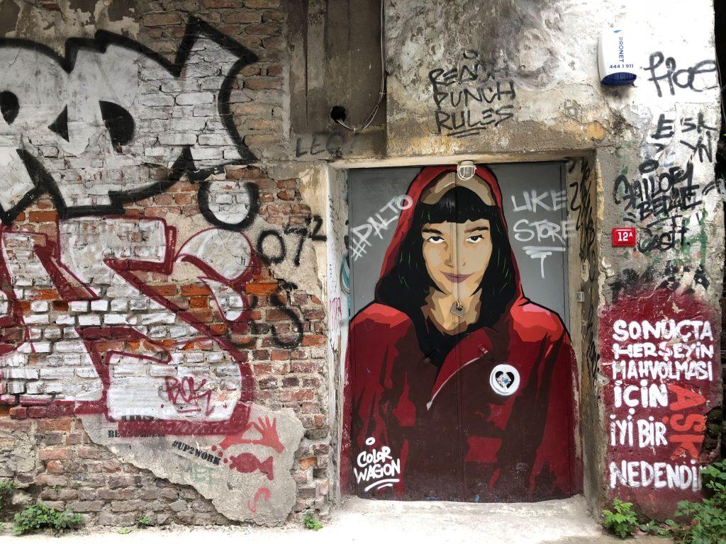 ISTANBUL - IL QUARTIERE KARAKÖY