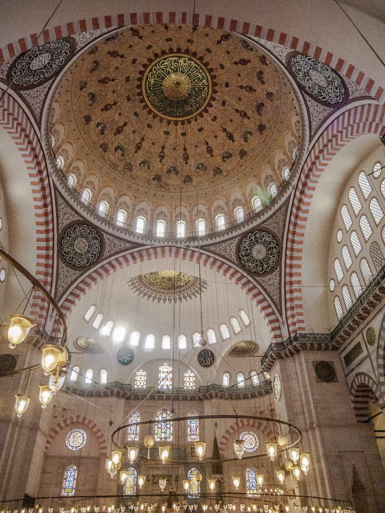 ISTANBUL – LA MOSCHEA DI SOLIMANO