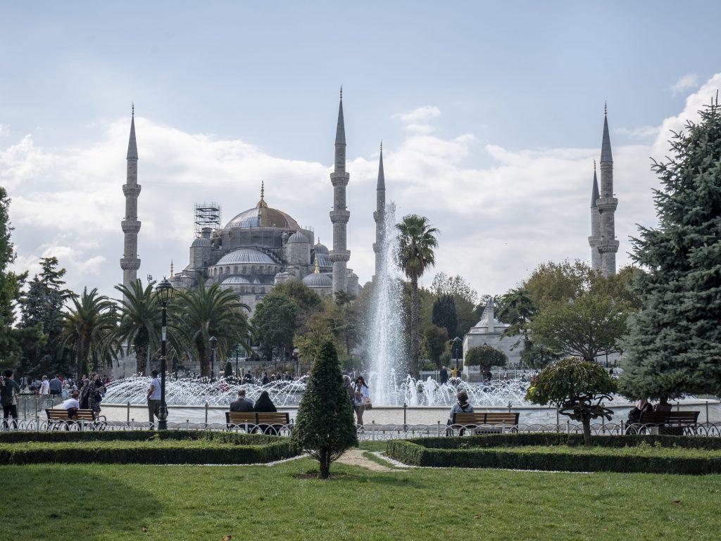 ISTANBUL – L'IPPODROMO ROMANO