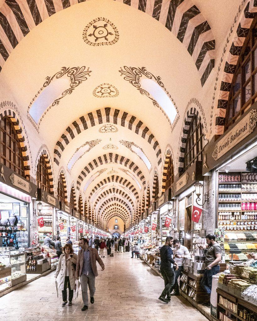 ISTANBUL – IL MERCATO DELLE SPEZIE