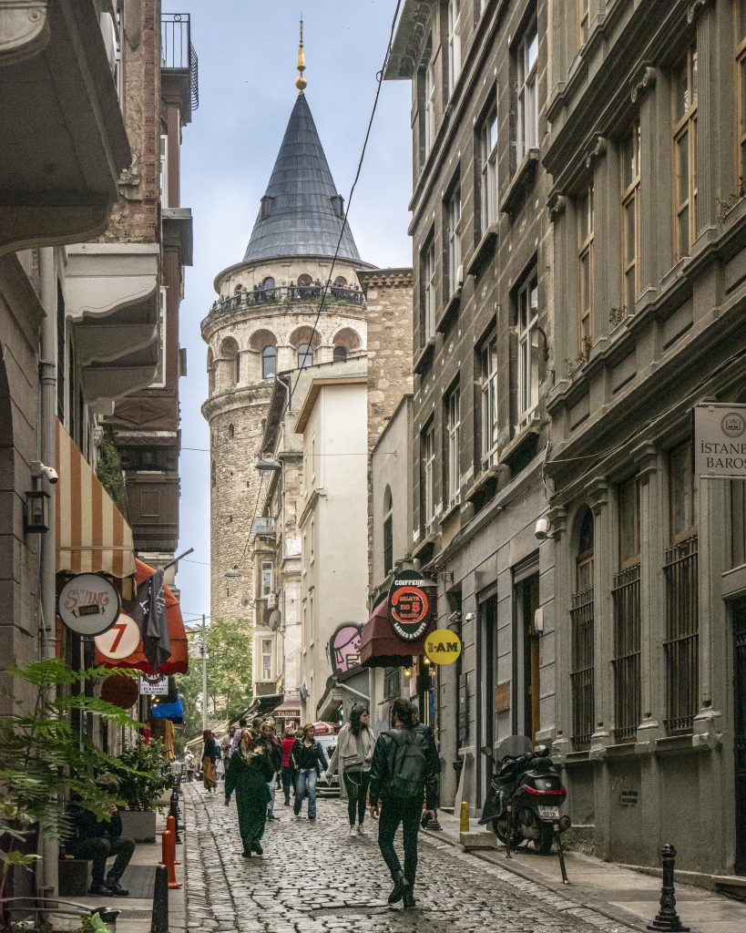 ISTANBUL – IL QUARTIERE GALATA