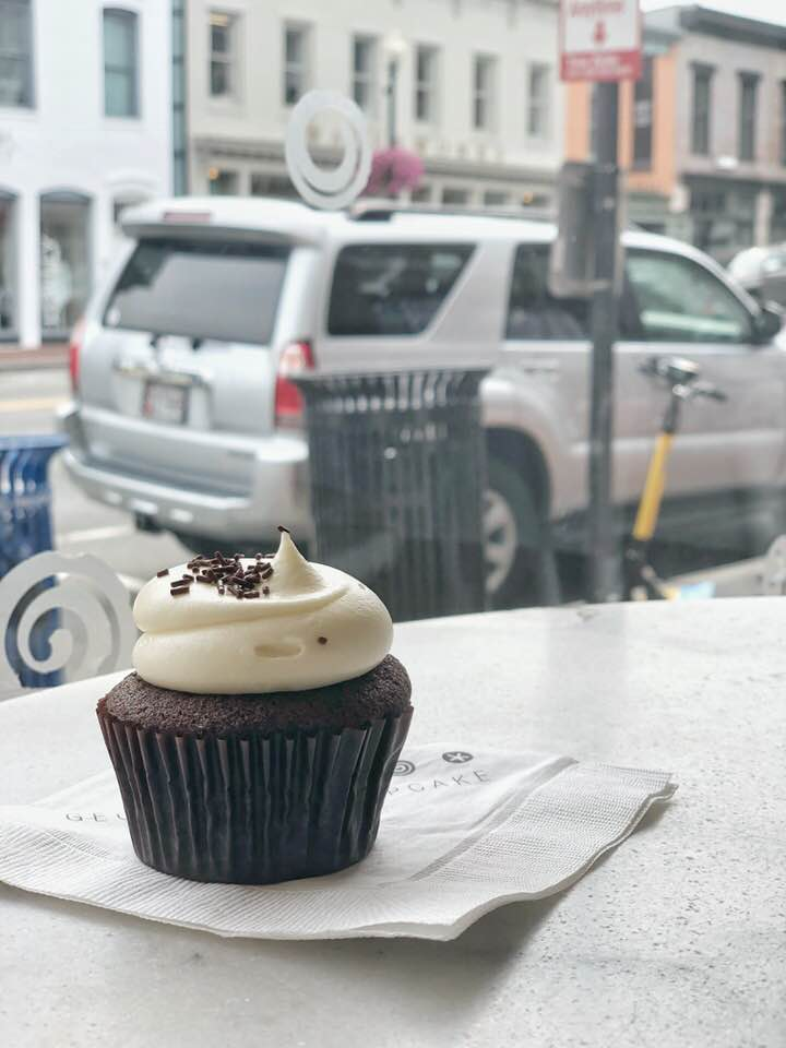 DOVE MANGIARE A WASHINGTON DC – GEORGETOWN CUPCAKE