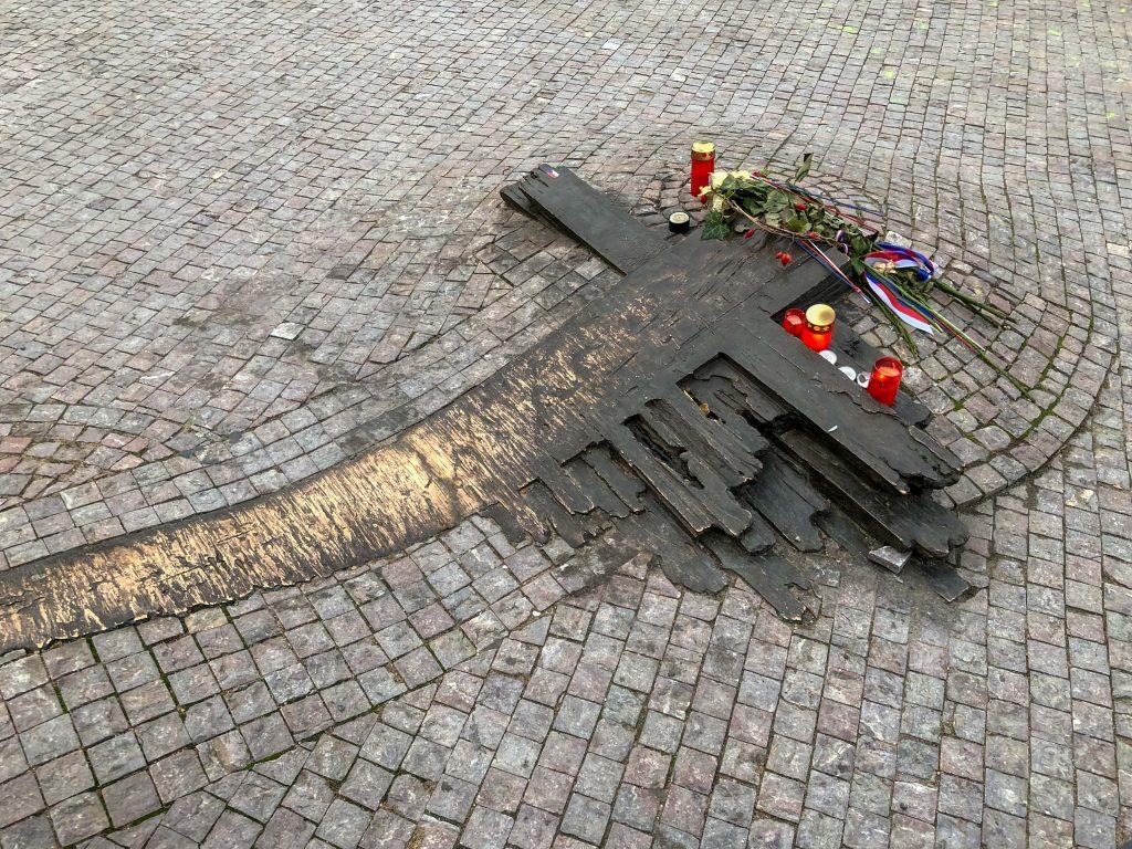 PRAGA – JAN PALACH