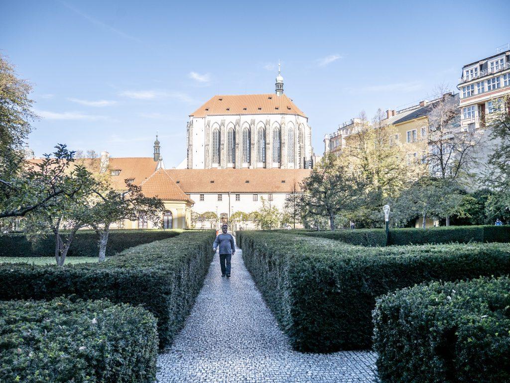 PRAGA – IL GIARDINO FRANCESCANO