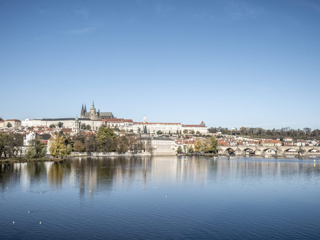 prime impressioni Praga