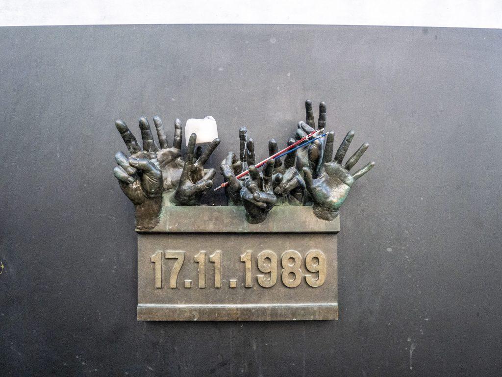 PRAGA – 17 11 1989
