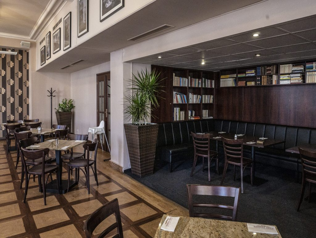 Kavarna Adria PRAGA – DOVE MANGIARE
