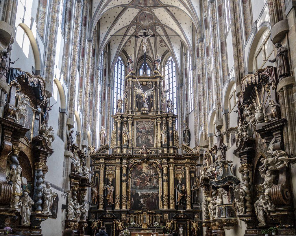 PRAGA – LE SUE CHIESE