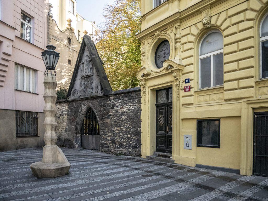 PRAGA – L'ARCHITETTURA CUBISTA