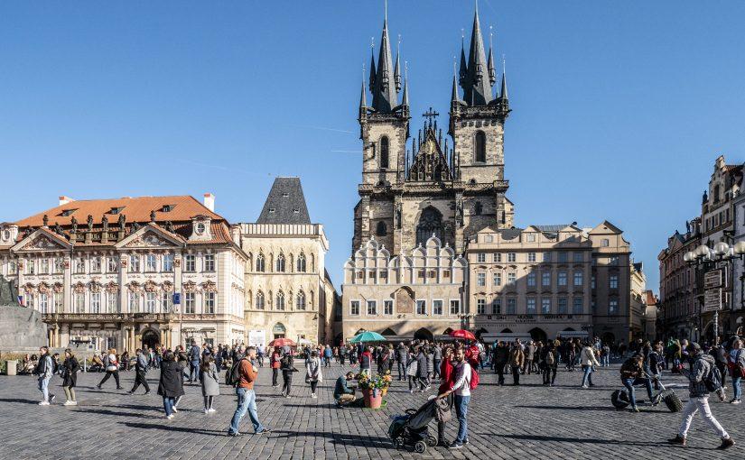 Praga – ancora più vicina con Ryanair