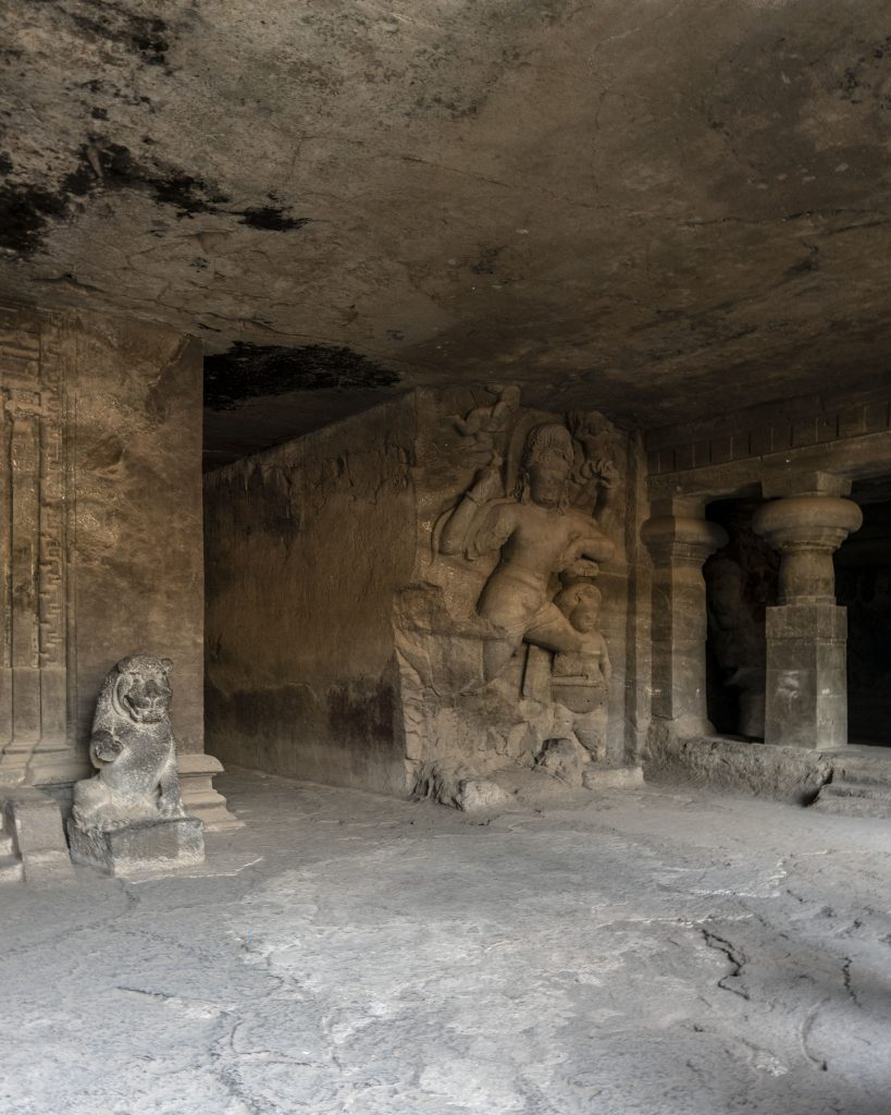 MUMBAI: ELEPHANTA CAVA E LA CITTÀ