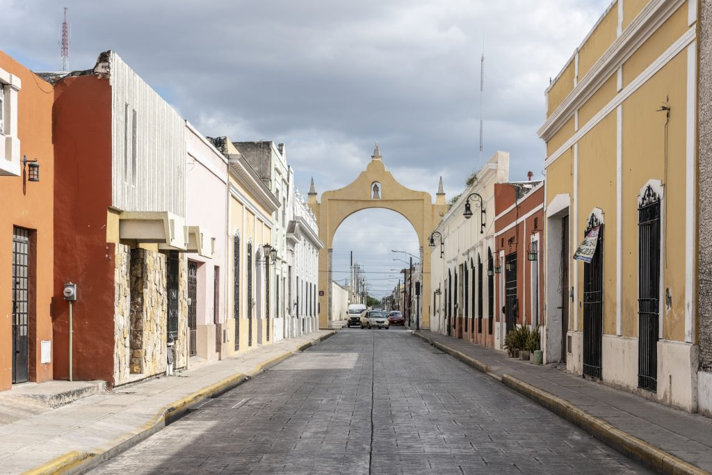 YUCATAN – MERIDA COME PUNTO STRATEGICO