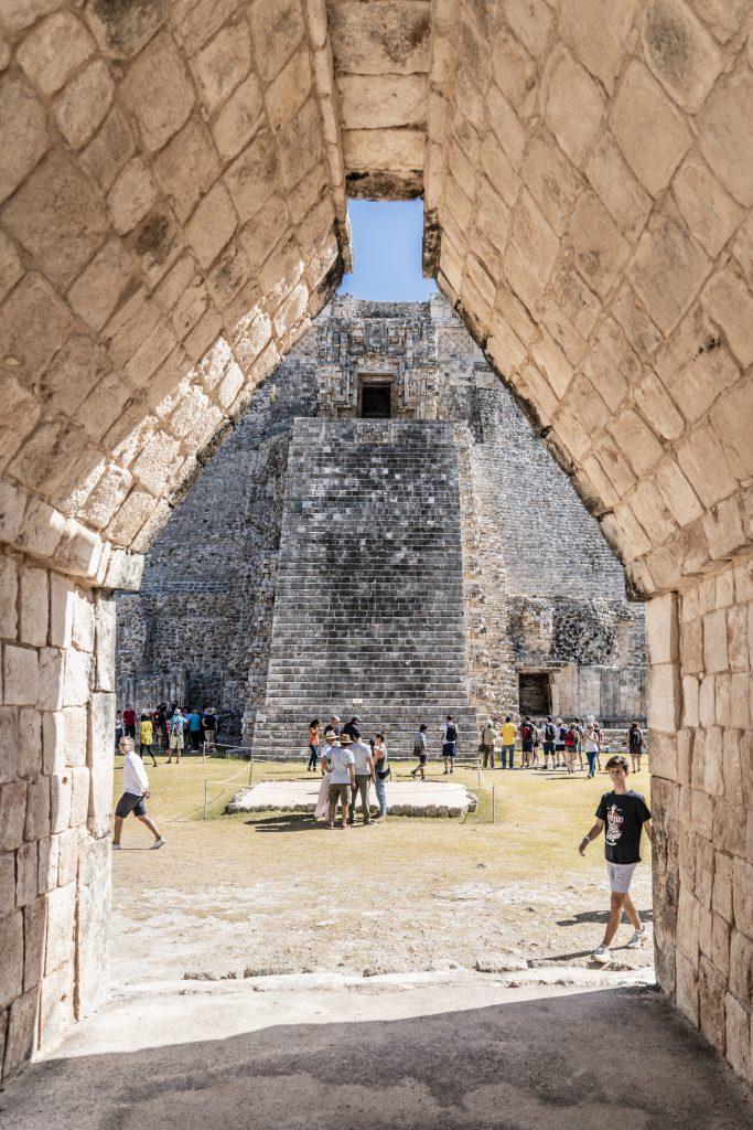 YUCATAN – IL SITO ARCHEOLOGICO DI UXMAL