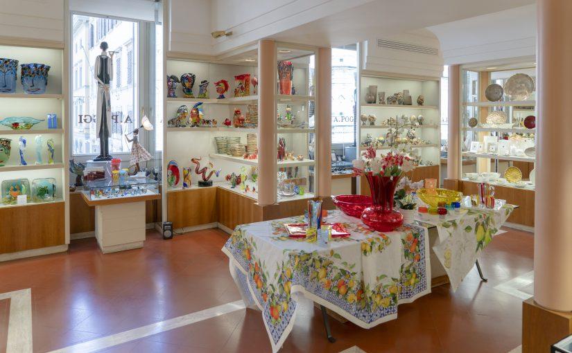 Armando Poggi – un negozio storico a Firenze