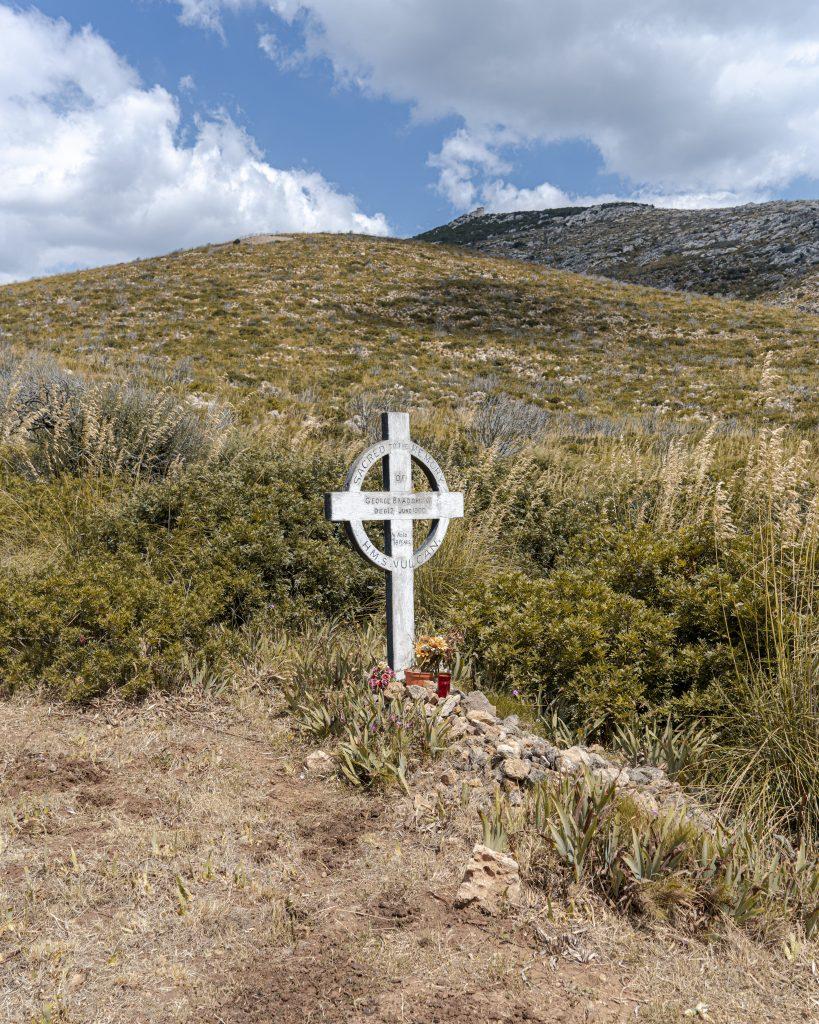 GALLURA – IL cimitero degli inglesi