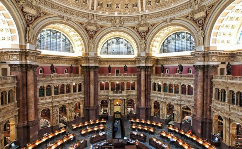 Washington DC - Library of Congress
