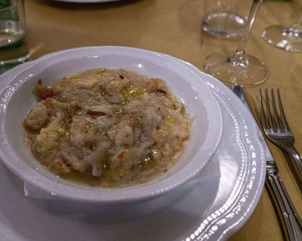 Osteria la Saletta CERTALDO – DOVE MANGIARE