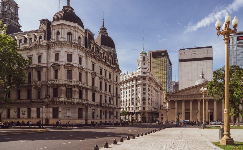 Buenos Aires Parigi del Sud America