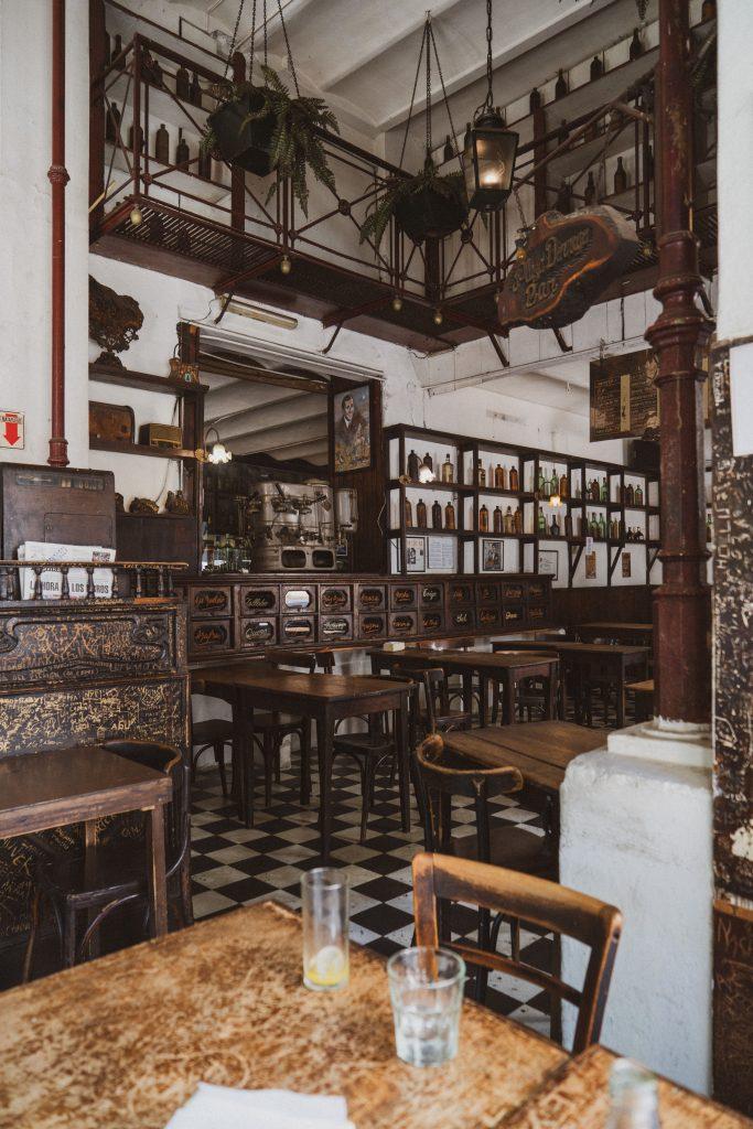 Bar Dorrego SAN TELMO – PLAZA DORREGO