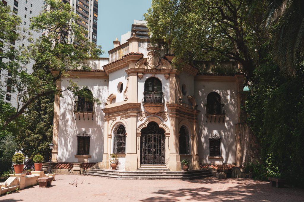MUSEO DE ARTE HISPANOAMERICANO ISAAC FERNÁNDEZ BLANCO