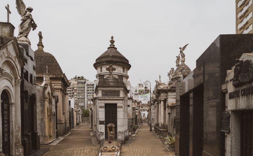 Buenos Aires – il quartiere di Recoleta