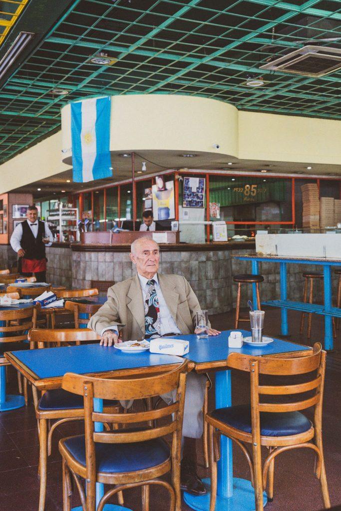 cafè notable Buenos Aires