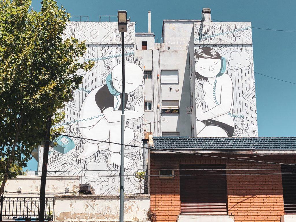 Millo LA BOCA – I MUSEI E LA STREET ART