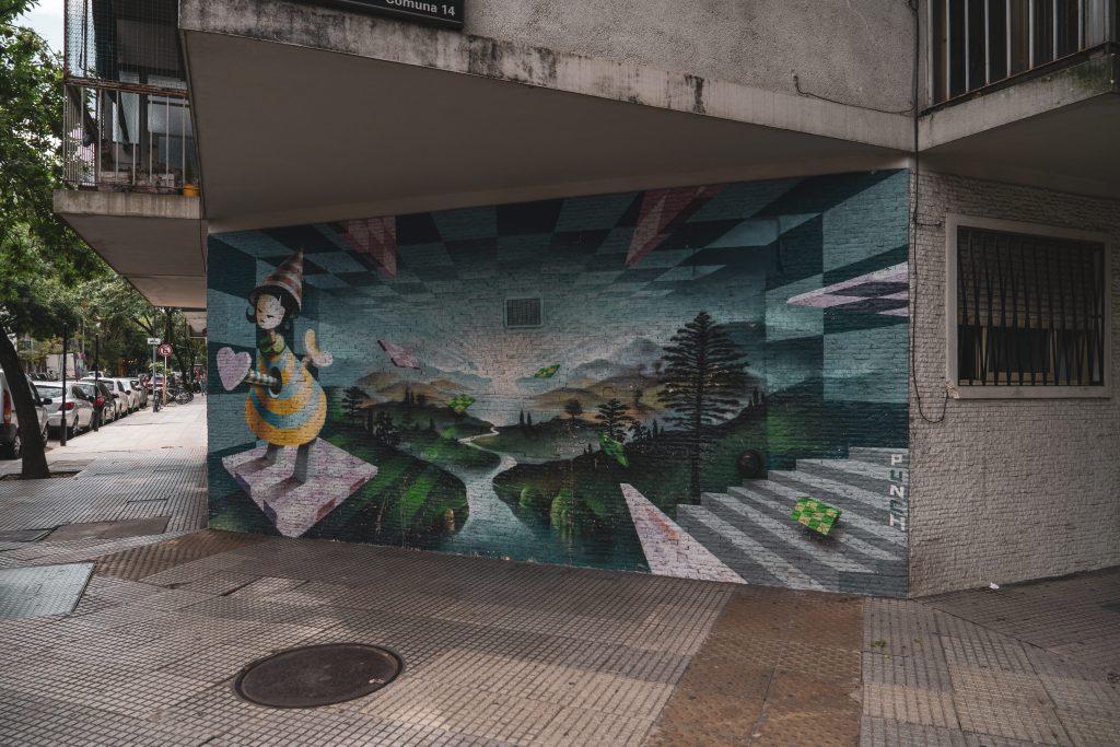 PALERMO – LA STREET ART
