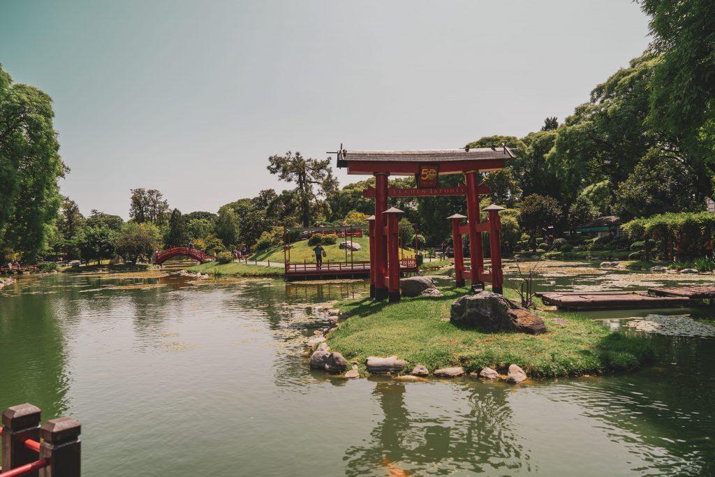PALERMO – EL JARDÍN JAPONÉS